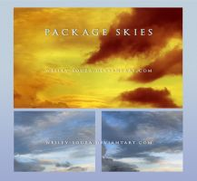 Package Skies 2 by Wesley-Souza