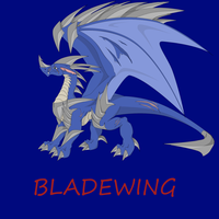 Bladewing by SophieJaguarkia