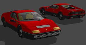 FERRARI BB 512 by Oo-FiL-oO