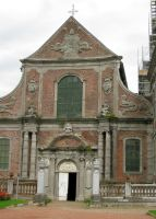 abbey church 2 by Meltys-stock