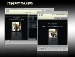 iTuneAmp for cpro winamp by kiepas96