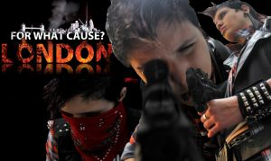 For What Cause London by xthefallenxfilmsx
