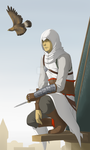 A for Altair by Luphin