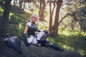 League of Legends - Riven -02- by beethy