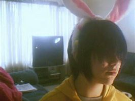 Akito Agito Bunny by Soap-Flavoured-Taffy