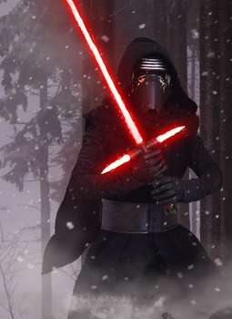 I'll finish what you started - Kylo Ren cosplay by 14th-division