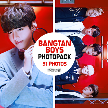 Bangtan Boys (BTS) - photopack #04 by butcherplains