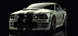 Ford Mustang by TheImNobody