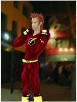 Punky Flash does Dublin by Toadie-o