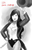 SOG Zatanna by Colours07