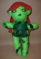 Plush Poison Ivy by QTZephyr