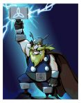 Thor God of Thunder by bradsmith20