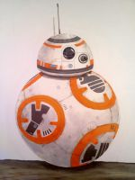 BB-8 completed by AokiBengal