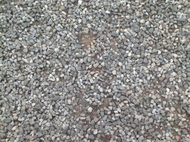 Pebbles, Gravel, Crushed Rock by wdlougee