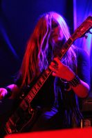 Electric Wizard: Liz Buckingham by desperation