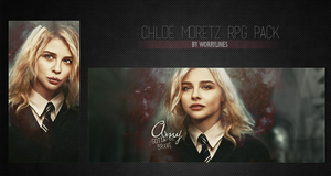 Chloe, as a Ravenclaw by worrylines