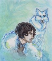 John Snow by Northern-god