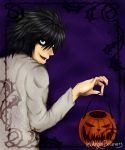 L: Happy Halloween! by angelbelievers