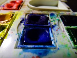 Paint Pallette by Embrace-The-Night