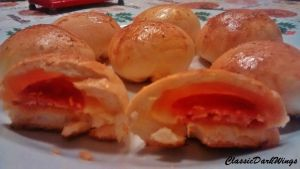 Pepperoni Rolls by ClassicDarkWings