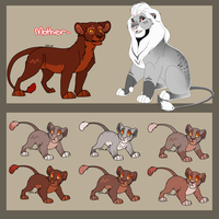 Lion King Adoptable 3 [OPEN - 2/6] by Balance-Song