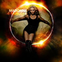 Madonna - 4 Minutes by fabianopcampos