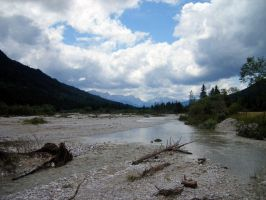 River bed by Yashafreak2709