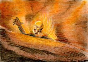 Burning Alive by Daniela-Chris