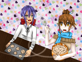 :collab: PA cookies by Toteruu