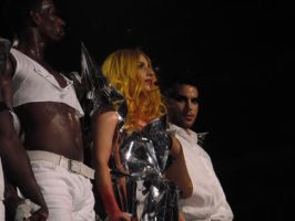 Bad Romance Encore by Sch-peech-less