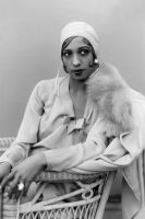 Josephine Baker Circa 1920's by NJDVINTAGE