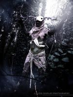 Guardian of the forest by Lili-cosplay