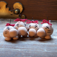 Mr Saturn Charms by obesolete