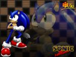 Sonic Vector Wallpaper by Rafeal