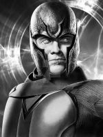 Magneto with background by corysmithart