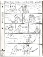 THE ULTIMATE BATTLE pg.120 by DW13-COMICS