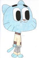 Gumball by FrizzerClaws