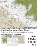 Amberghast: Customise Your Own Map by WorldBuilding