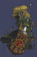 battle chasers gully by keitaro021781
