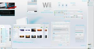 Wii White by tienano