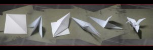From paper to life. :-47-: by malefique