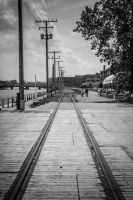 Ride the rail to nowhere by cyberfox007