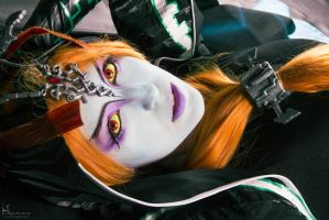 Midna close up by Yurai-cosplay