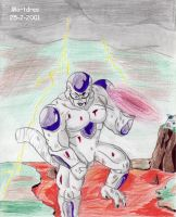 Frieza 100% by Mortdres