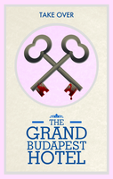 The Grand Budapest Hotel (2014) by jordanahill