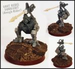 Rebel Grot Squigsuit UP by Proiteus