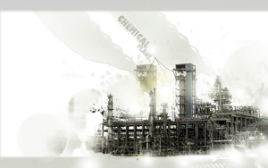 Chemical Plant by JoaoPedroPG