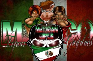 sexy mexican girls by mademyown