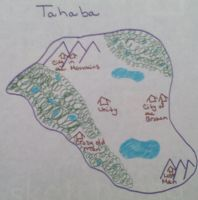 Map of Tahaba by Spookyx12