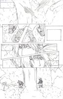 DOA HAYATE COMIC: PREVIEW by FFSquall